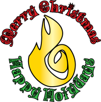 HOW Logo for Christmas contest by FallenAngelGM