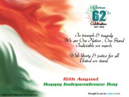 Independence Greeting by MadreMedia