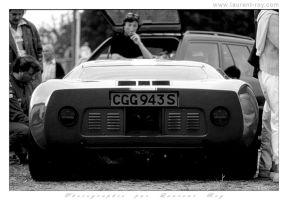 Ford GT40 by laurentroy