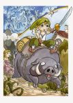 Link's adventure by Esala