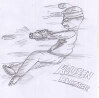The Kousen Blaster!!! by Artooinst