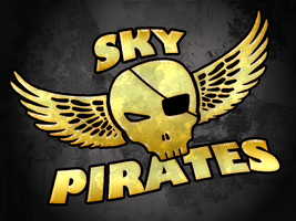 Sky Pirates Splash Page V 1.0 by CorkScrewed