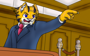 OBJECTION!!! by Thunderjix