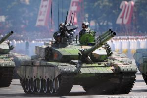 Chinese MBT ZTZ-99G by Deepskyer