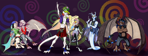 Mad T Clan by ArtbyMaryC