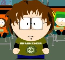 Me in south park by goaferboy