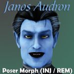 Janos Audron Poser Character by 3D-Fantasy-Art