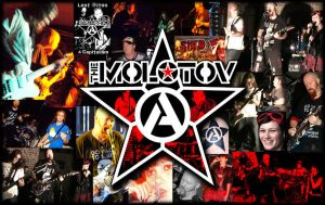 The MOLOTOV MySpace Graphic by scart