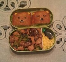My First Bento! by ChiisaiKabocha17