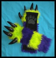 Monster Arm Warmers 8 by StuffItCreations