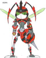 Vespa Hell Wasp by TheSpiderManager