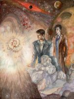 Evolvent.  Jack and Doctor by Lievsky