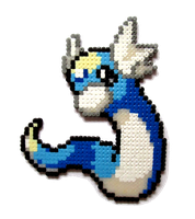 #147 - Dratini by Aenea-Jones