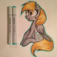 Derpy Hooves by pizza0u0