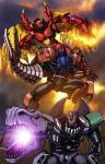 All Hail Beast Wars Megatron by Dan-the-artguy