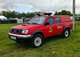 Navara fire engine by Lew-GTR