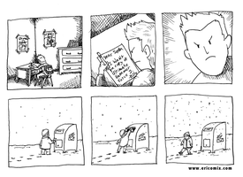 Christmas Comix Part 1 by EricHetherington