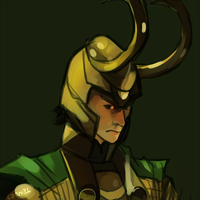 loki dude by WumboJackson