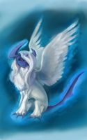 mega absol by Dream-oN93