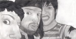 jOe, dIrTy, AnD pEtE by FallOutBoyFan13