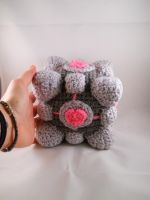 Weighted Companion Cube 2 by Crittercre8r