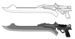Andross Weapon by BluSilvrPaladin