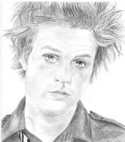 Billie Joe Armstrong by LineVenie