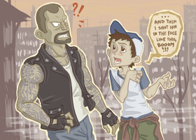 L4D: Annoying by sparkyHERO