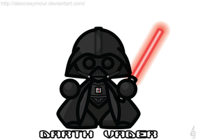 Darth Vader by alexcseymour