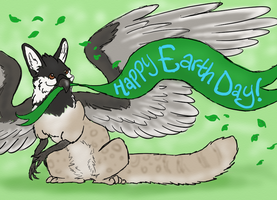 Happy Earth Day by Onyxx9