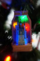 Lensbaby Christmas Tree II by LDFranklin