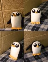 Gunter Plush by nezcabob