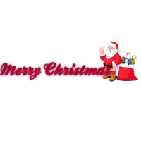 Merry Christmas Png by MartuLovatic