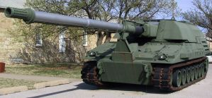 Fort Sill Tanks 11 by Falln-Stock