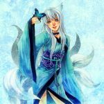 Frost by Ecthelian