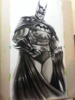 Batmanday01 by CrisDelaraArt