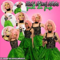 Nicki Minaj AMA's : png. by immafuckinswagger