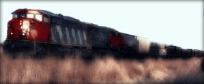 Prarie Express by StarDotCreations