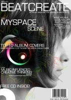 Music Design Magazine by GCORE