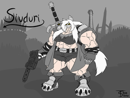 Siuduri Anew by Thorvrog