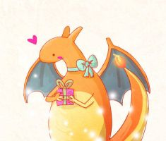 Charizard by ice-cream-skies