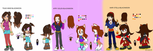 2014 B Cousins References by 7marichan7