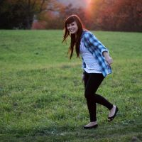 a moment of happiness by Rona-Keller