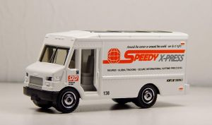 Matchbox Express Delivery Truck by Firehawk73-2012