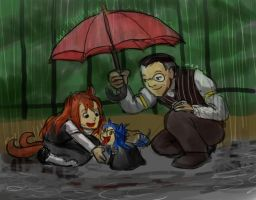 A Rainy Day Discovery by jameson9101322