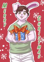 Merry Christmas 2012 by playfurry