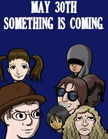 May 30th is Coming by Double5fanstudio