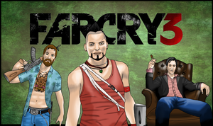 Far cry 3 Badasses by Rookie77