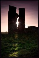 St Mary's Ruins by grimleyfiendish