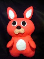 bunny pink by Angie-Lucena